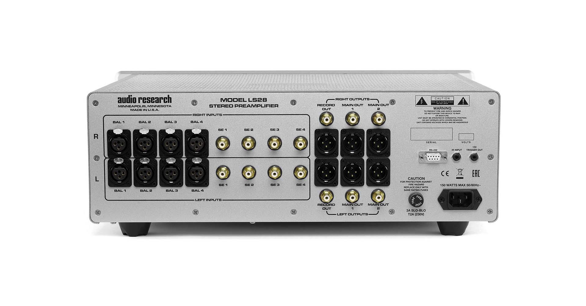 Product - LS28 Back