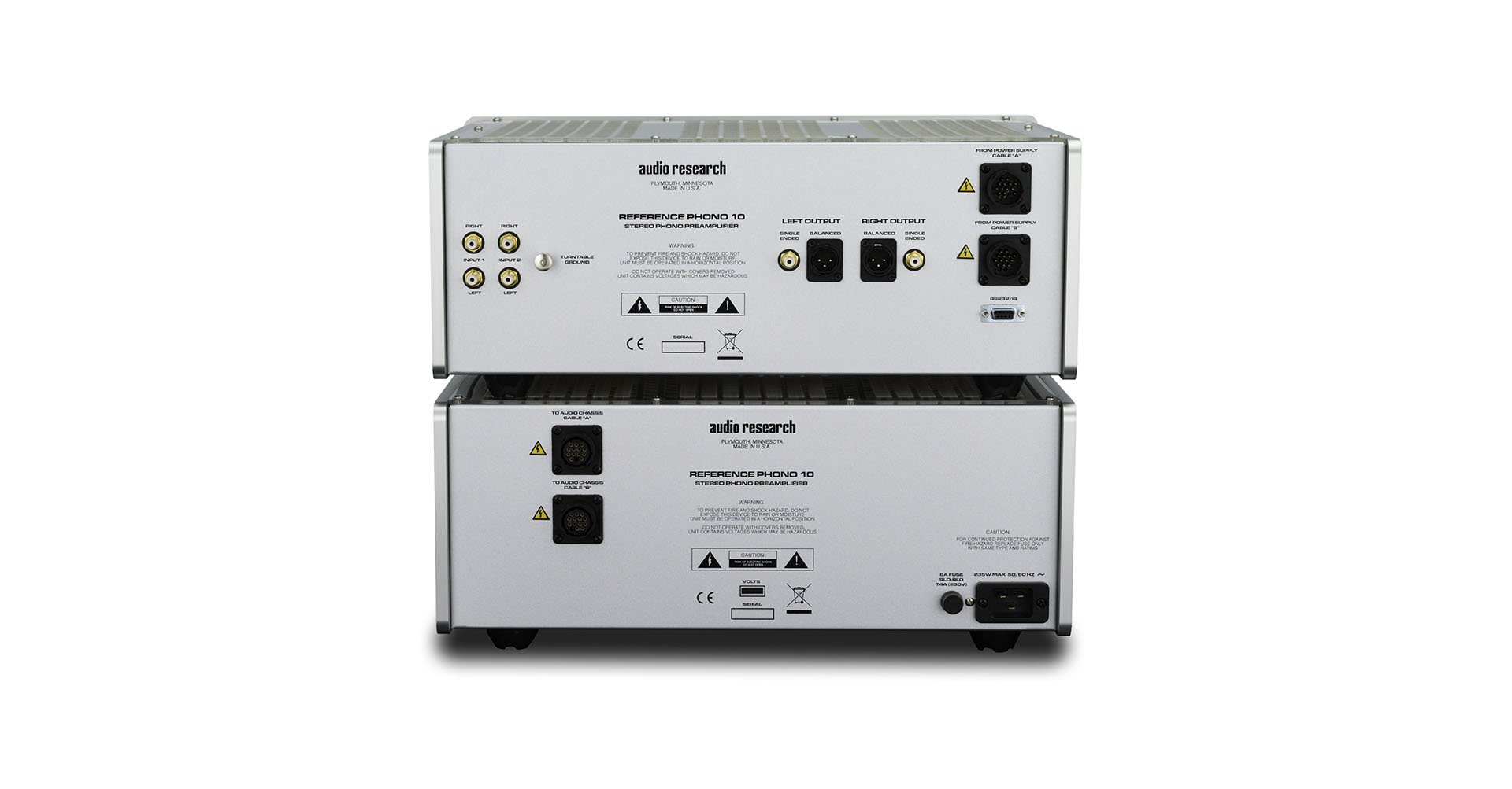 Product - REF Phono 10 Back